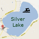 Silver Lake Open Water Swimming