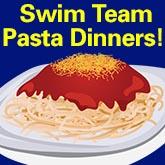 Swim Team Pasta Dinner