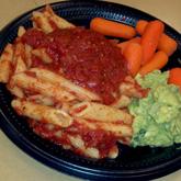 Swim Team Pasta Dinner Blog Post