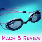 Kiefer Mach 5 Swim Goggle Review