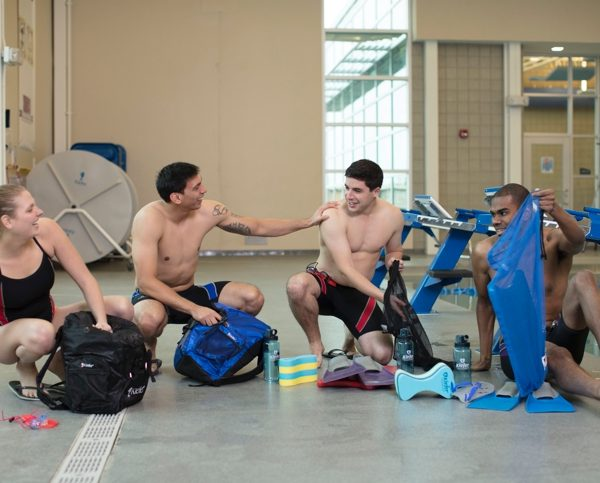 Basic Gear For Fitness Swimming