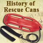 Lifeguard Rescue Cans – A Brief History