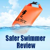 Safer Swimmer Open Water Swimming Buoy