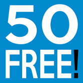 50 Free World Record History