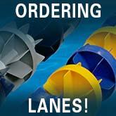 Ordering Racing Lanes