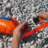Safer Swimmer Buoy Belt