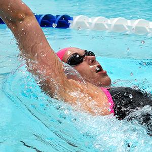 Swimming Technique Improve Backstroke Speed