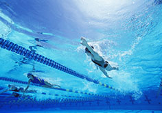 The Benefits of Swimming - Kiefer.com/blog/benefits-of-swimming