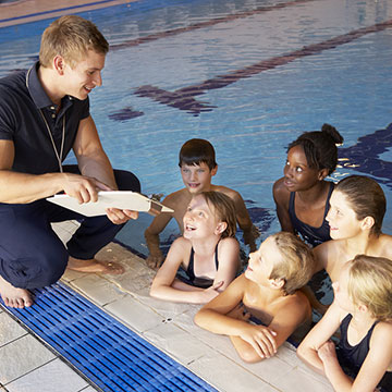 How To Find A Good Swim Teacher for Kids