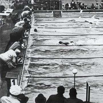 Adolph Kiefer 1936 Olympics | Kiefer.com