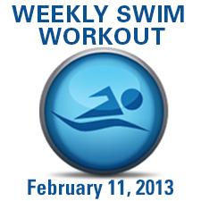 Lotsa Ladders Swim Workout
