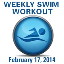 Swim Workout - Totally Training 200's
