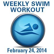 Swim Workout - Go-To Swim Workout