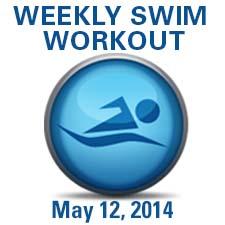 Swim Workout - Springtime Speed