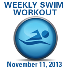 Mid-Month Recovery Swim Workout