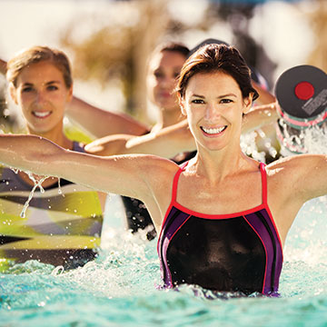 Essential Swim Gear For Water Aerobics & Aqua Therapy