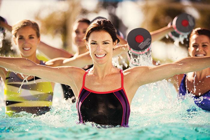 Essential Swim Gear For Water Aerobics & Aqua Therapy