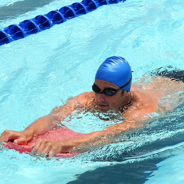 Kiefer Weekly Swim Workout: Go - Break - Go - Break - GO!
