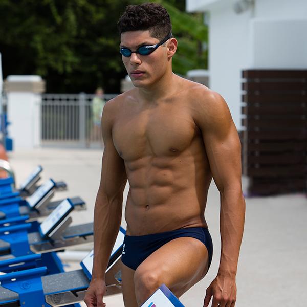 Kiefer Swim Workout: Breath Control