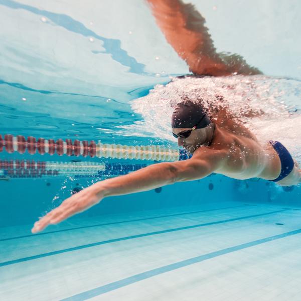 Kiefer Swim Workout