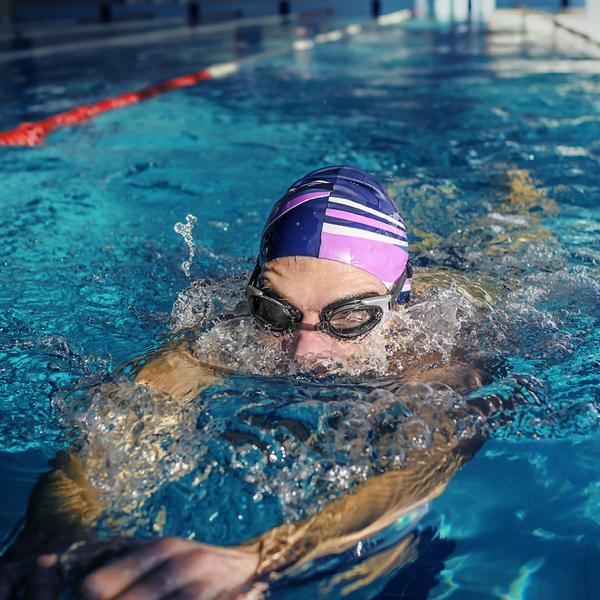 Kiefer Swim Workout: Don't Forget To Kick...Underwater