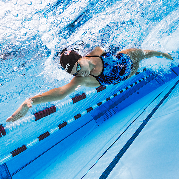 Kiefer Swim Workout Aerobic and Anaerobic