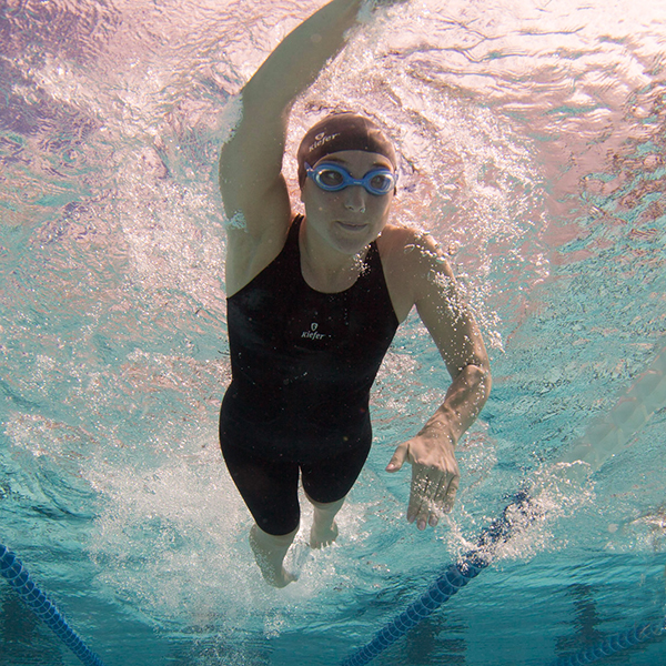 Kiefer Swim Workout Speedy Bursts