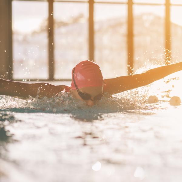Kiefer Swim Workout: Stroke Specialty Series - Backstroke