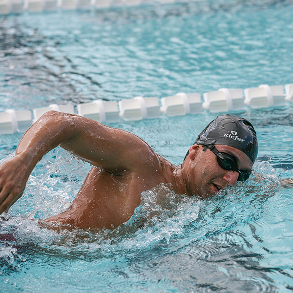 Kiefer Swim Workout Strong Legs