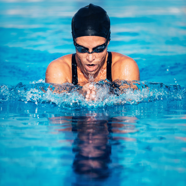 Breaststroke Swim Workout