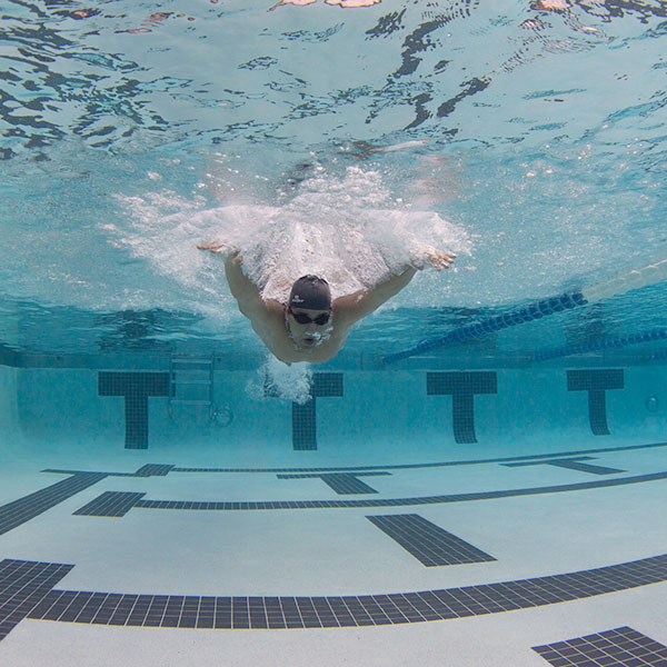 Kiefer Swim Workout Faux Meet