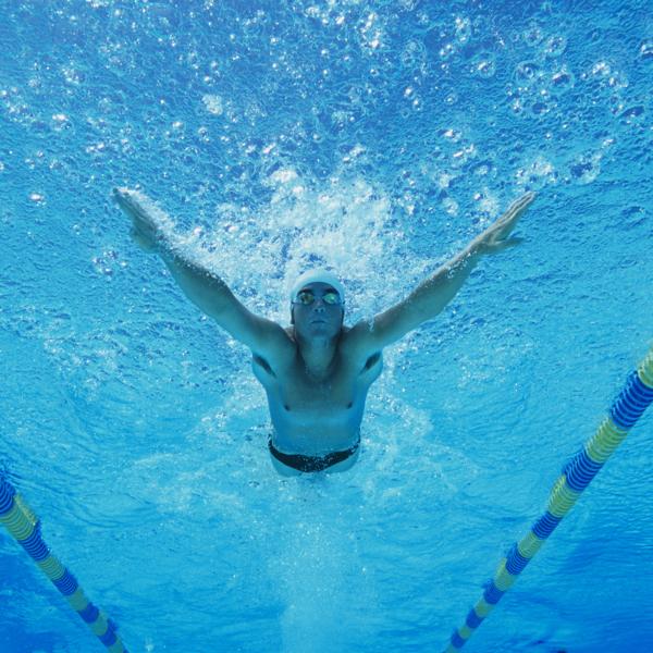 Kiefer Swim Workout Secondary