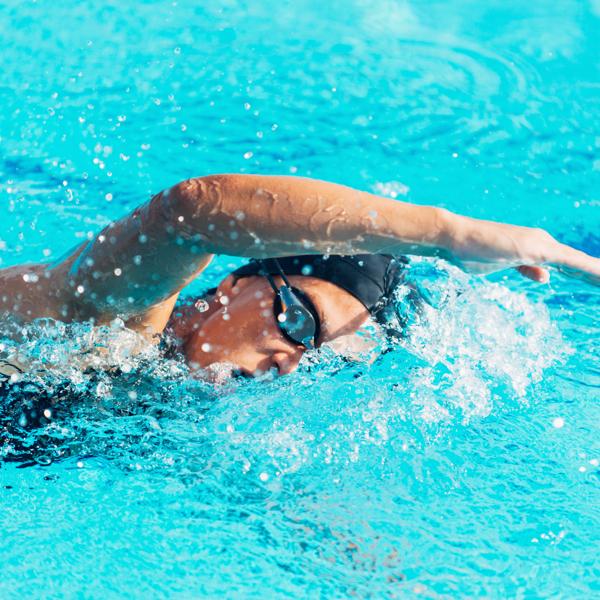 Kiefer Swim Workout IM