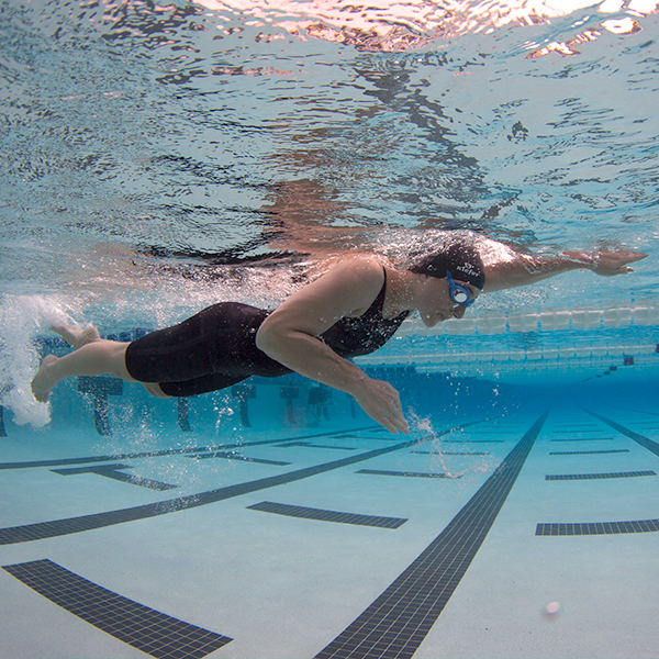 Kiefer Swim Workout Secondary Speeds