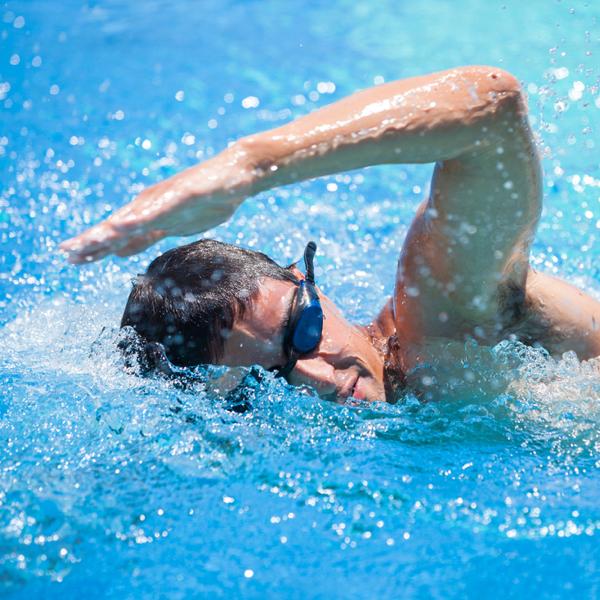 Kiefer Swim Workout: Medley Mash Up