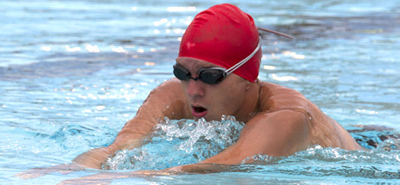 Kiefer Swim Workout: Aerobic Medley