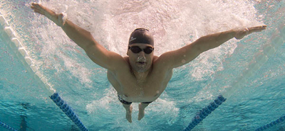 Kiefer Swim Workout: Pacing