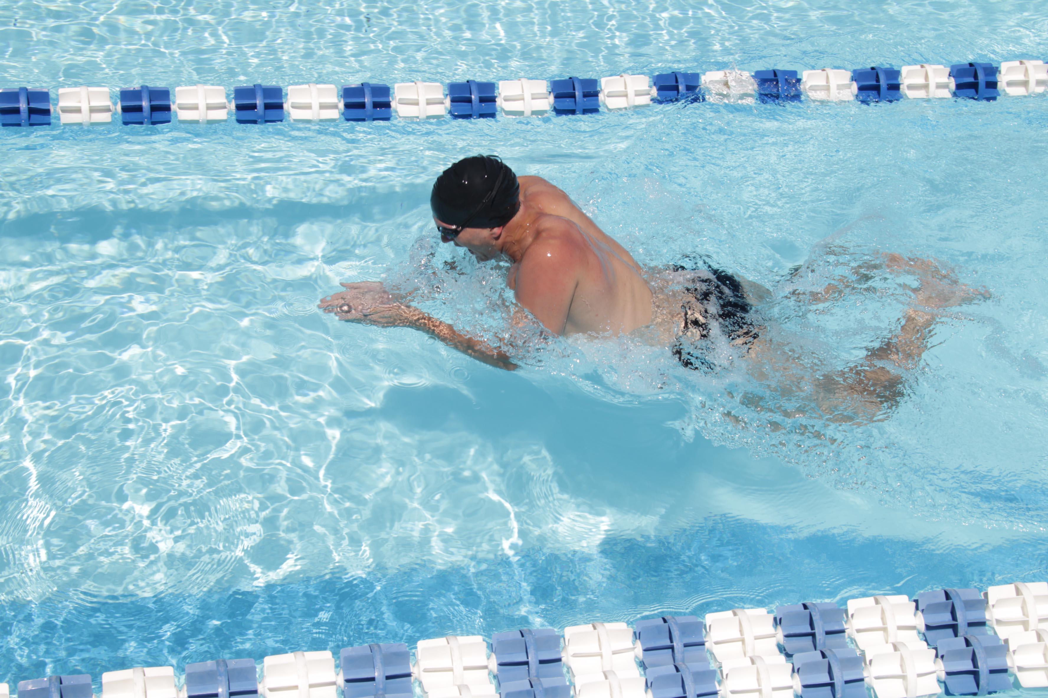 Advanced Swim Workouts