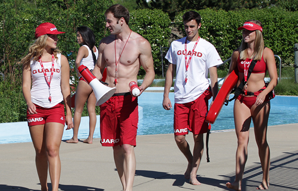 Image result for lifeguards