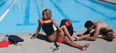 Kiefer Swim Workout: Sprintacular