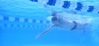 Swim Workout Extreme Ladders