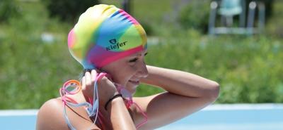 Kiefer Swim Workout: Breath Mastery