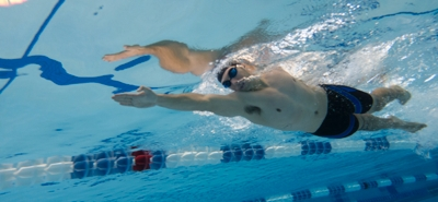 Kiefer Swim Workout: Speed Work