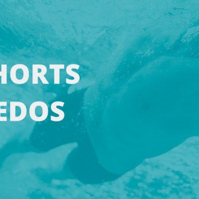 Swim Shorts vs. Speedos