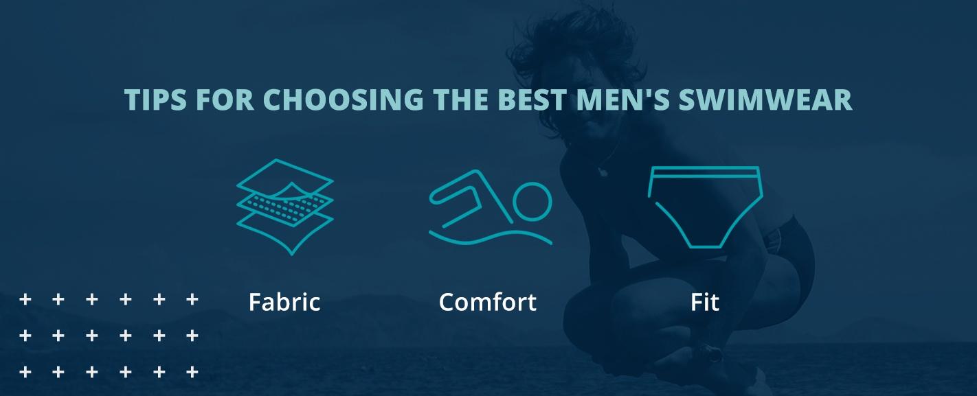 Tips for Choosing the Best Men's Swimwear