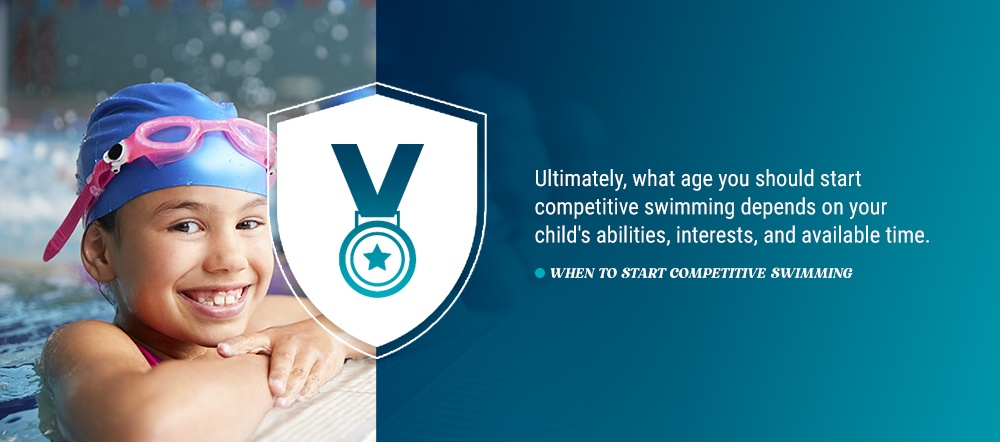 When to Start Competitive Swimming