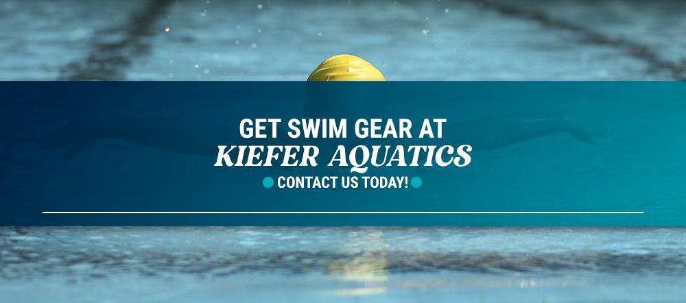 Get Swim Gear at Kiefer Aquatics