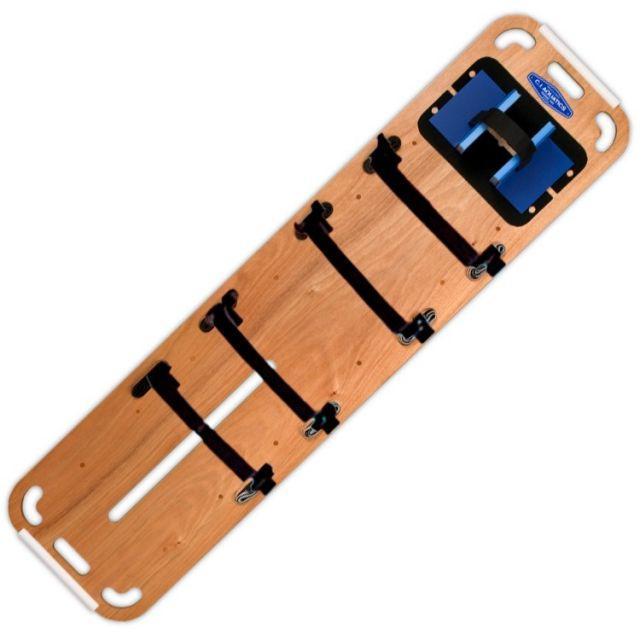 C.J. Wooden Backboard