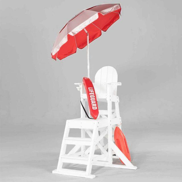 Solar Lifeguard Umbrella