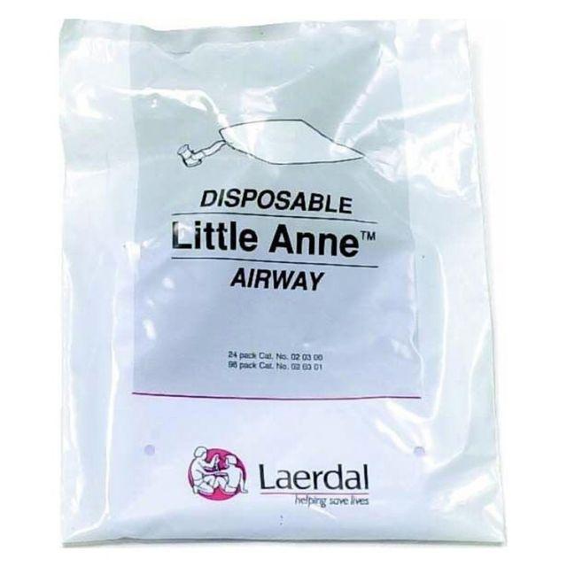 Laerdal Little Anne Airways-24 pack